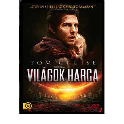 Világok harca DVD
