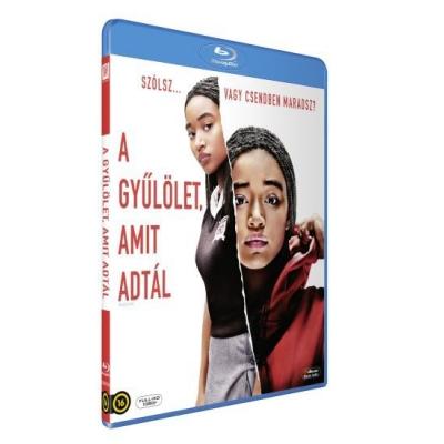 A gyűlölet, amit adtál Blu-Ray
