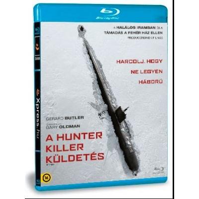 A Hunter Killer küldetés Blu-ray