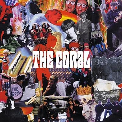 Coral [180 gm black vinyl]