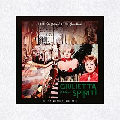 Giulietta Degli Spiriti [180 gm black vinyl]