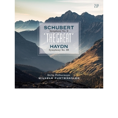 Schubert/Haydn  Symphony No. 9/Symphony No. 88 2LP