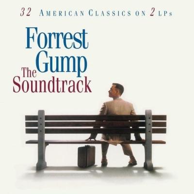 Forrest Gump [180 gm 2LP black vinyl]