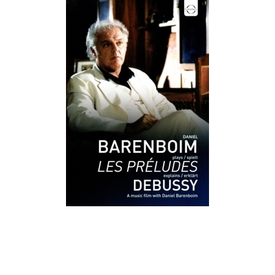 DEBUSSY-LES PRELUDES DVD