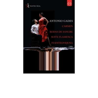 Spanish Dances From the Teatro Real 3 DVD