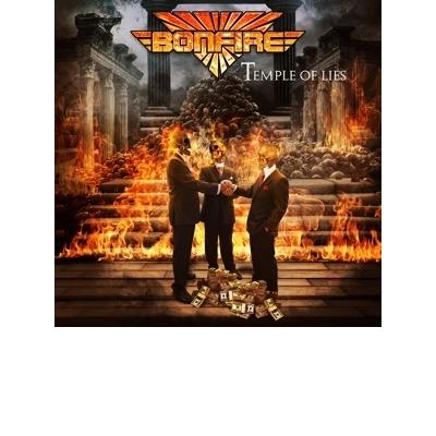 Temple Of Lies LTD DIGI CD