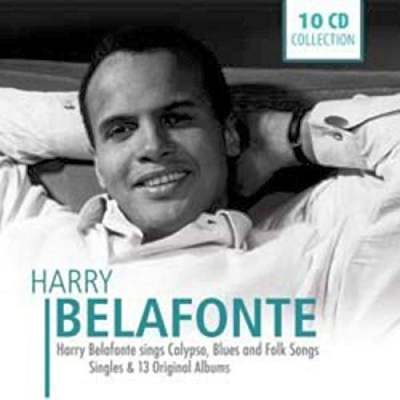 Harry Belafonte: sings Calypso, Blues and Folk Songs (10 CD)