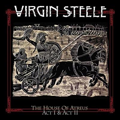 The House Of Atreus Act I & Act II 3CD