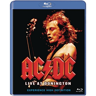Live at Donington [Blu-ray]