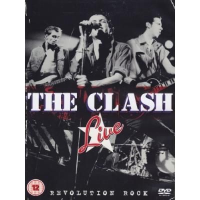 The Clash - Live: Revolution Rock DVD