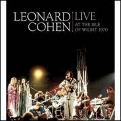 Leonard Cohen Live at the Isle of Wight 1970 (CD+DVD)