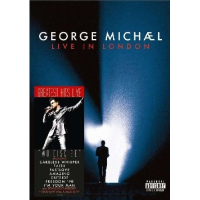 George Michael - Live in London [2 DVD]