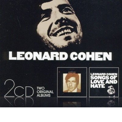 Songs Of Leonard Cohen/Songs Of Love And Hate (2 CD)