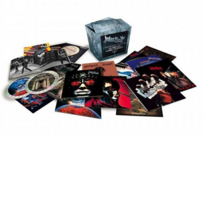 Complete Albums Collection (17 album 19 CD-én)