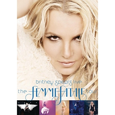 Britney Spears Live: The Femme Fatale Tour  DVD