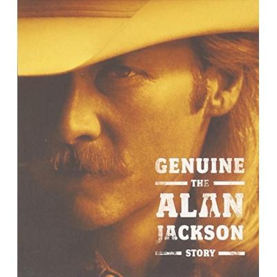 Genuine: the Alan Jackson Story (3CD)
