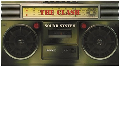 The Clash Sound System  (11 CD+DVD)