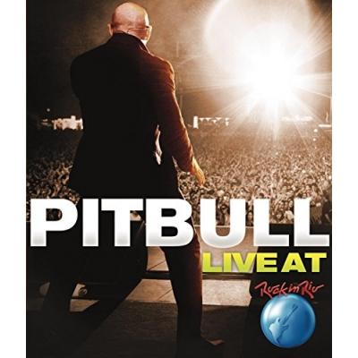 Pitbull - Live at Rock in Rio DVD
