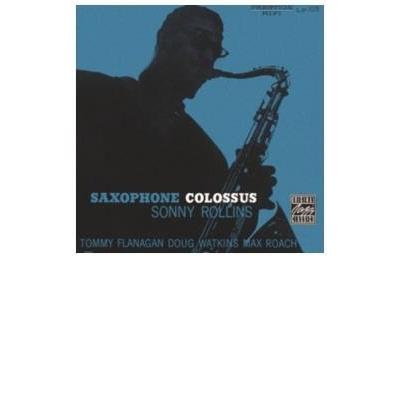 Saxophone Colossus LP
