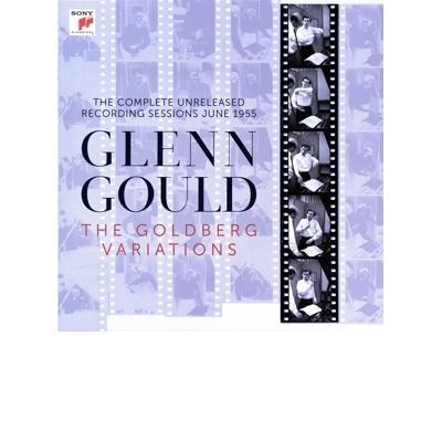 Bach, J.S. Goldberg Variations  (7CD+LP Complete 1955 Recording Sessions)  (Box Set, CD + Lp, High Quality)
