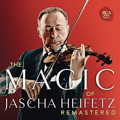 The Magic of Jascha Heifetz 3CD