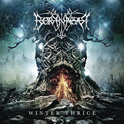 Winter Thrice (Ltd. Digipak + Bonustrack, Patch)