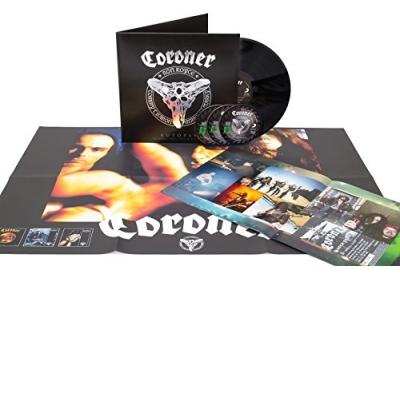 Coroner (3 Blu-ray + LP-Edition)