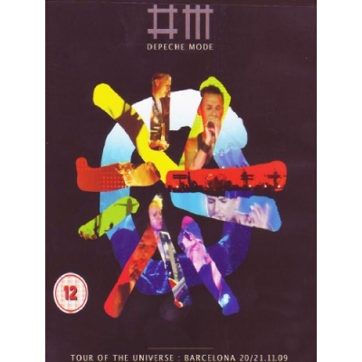 Depeche Mode - Tour Of The Universe/Barcelona 20./21.11.09 (2 DVD)