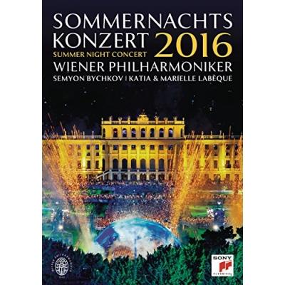 Sommernachtskonzert 2016  DVD
