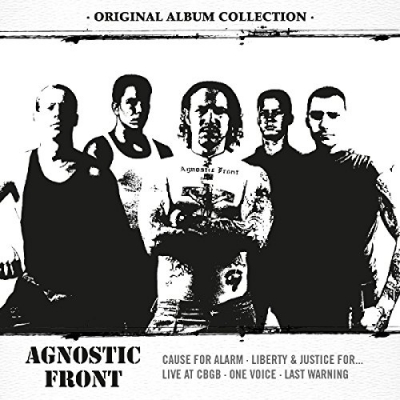 Original Album Collection: Discovering AGNOSTIC FRONT (Ltd. 5CD Edition)