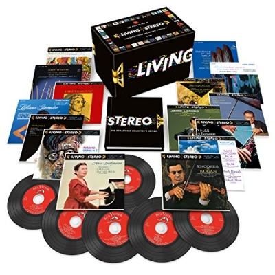 Living Stereo-The Remastered Collector's Edition 60CD
