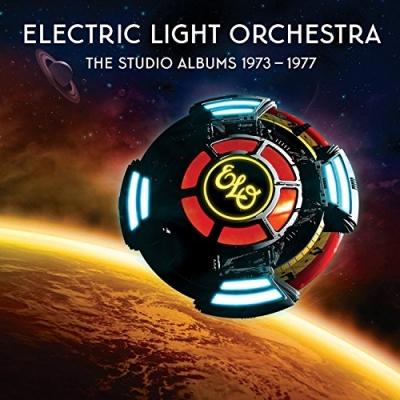 Studio Albums 1973-1977  5CD