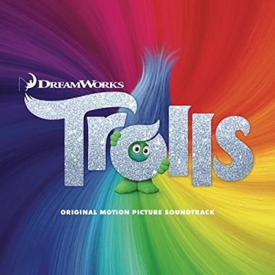 TROLLS (Original Motion Picture Soundtrack) [Vinyl LP]