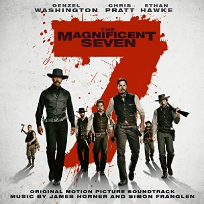 The Magnificent Seven -OST