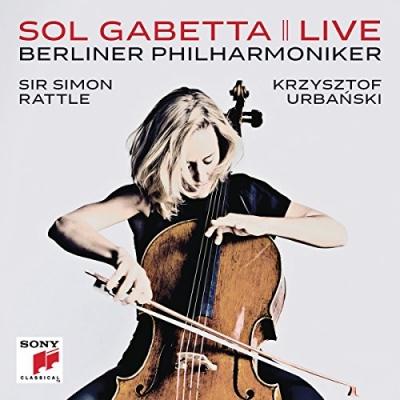Sol Gabetta Live (Elgar & Martinu Cellokonzerte)