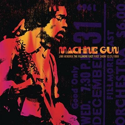 Machine Gun Jimi Hendrix the Fillmore East 12/31/1 [Vinyl 2LP]