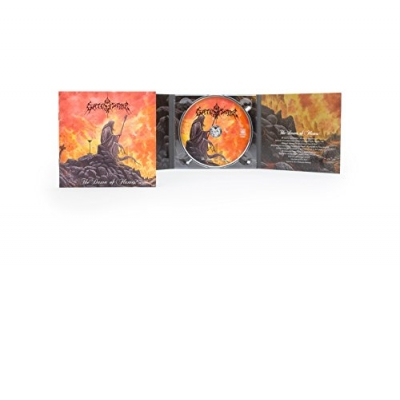 The Dawn of Flames (Re-issue 2017) (Special Edition CD Digipak)
