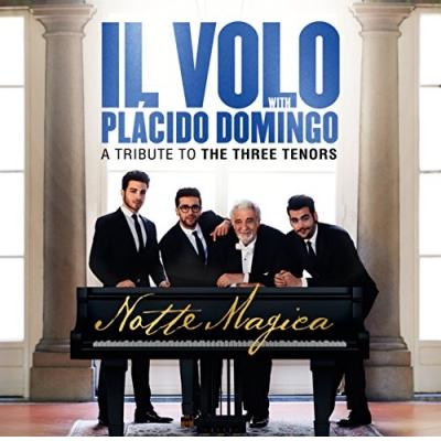 Notte Magica:3 Tenors Tribute (CD+DVD)