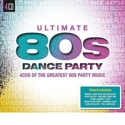 Ultimate... 80s Dance Party 4CD