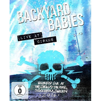 Backyard Babies - Live At Cirkus DVD