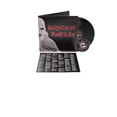 Bloodlust (Gatefold black LP+CD) [Vinyl LP]