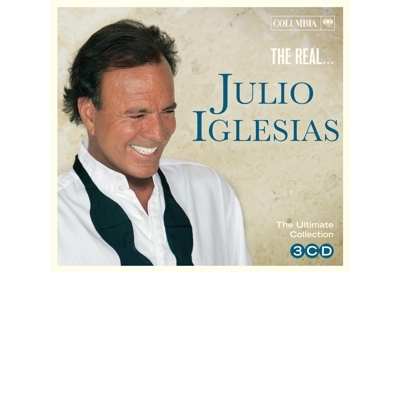 REAL... JULIO IGLESIAS (3CD)