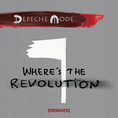 Where's the Revolution (Remixes) [Maxi Vinyl Single 2db]
