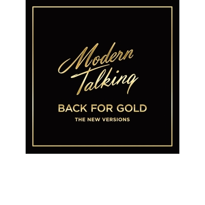 Back For Gold LP
