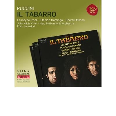 PUCCINI - IL TABARRO -REMAST-