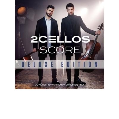 SCORE -CD+DVD/DELUXE-