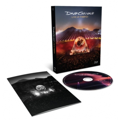 Live At Pompeii Blu-Ray