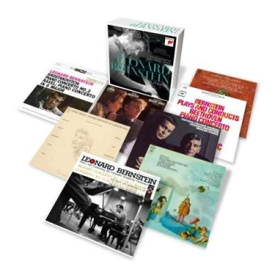 Leonard Bernstein - The Pianist 11CD