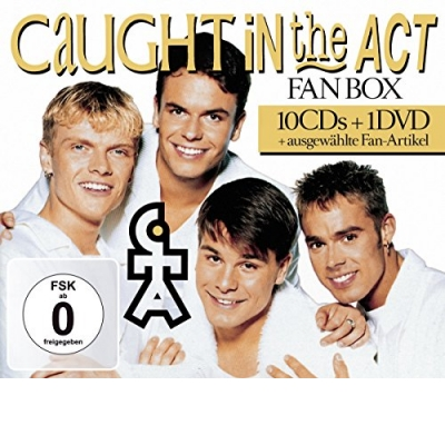 Caught In The Act - Fan Box. 10CD+DVD