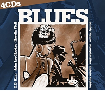 Blues 4Cd